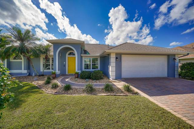 1942 Jacques Drive, Melbourne, FL 32940 (MLS #887654) :: Coldwell Banker Realty