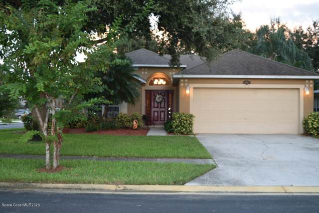 2023 Raleigh Drive, Titusville, FL 32780 (MLS #887660) :: Premium Properties Real Estate Services