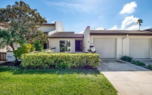 533 Summerset Court, Indian Harbour Beach, FL 32937 (MLS #887801) :: Premium Properties Real Estate Services