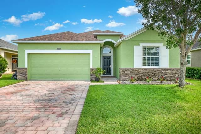 5884 Trieda Drive, Melbourne, FL 32940 (MLS #887838) :: Premium Properties Real Estate Services