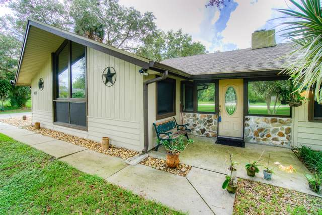 420 Nina Road NE, Palm Bay, FL 32907 (MLS #887841) :: Premium Properties Real Estate Services