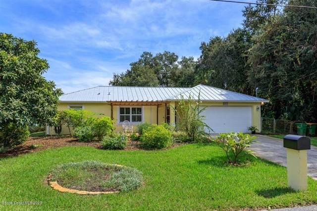 5907 Homestead Avenue, Cocoa, FL 32927 (MLS #887847) :: Blue Marlin Real Estate