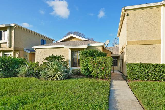 1460 Sheafe Avenue NE #109, Palm Bay, FL 32905 (MLS #887893) :: Coldwell Banker Realty