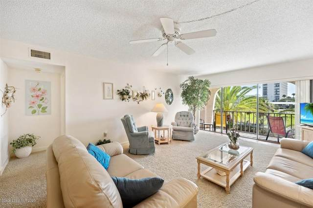 2090 N Atlantic Avenue #208, Cocoa Beach, FL 32931 (MLS #887905) :: Premium Properties Real Estate Services