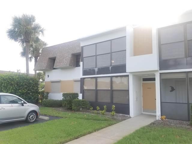 2700 N Highway A1a #9112, Indialantic, FL 32903 (MLS #887915) :: Blue Marlin Real Estate