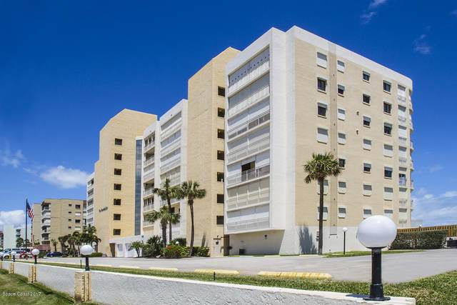 3221 S Atlantic Avenue #303, Cocoa Beach, FL 32931 (MLS #887923) :: Blue Marlin Real Estate