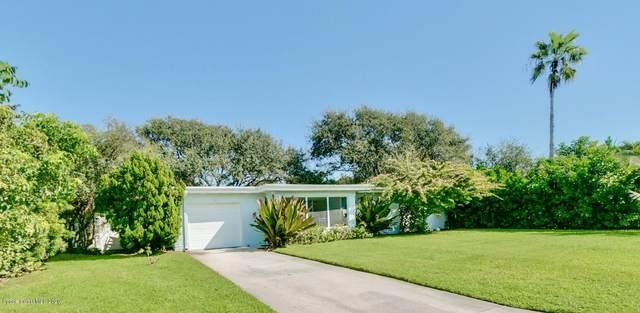112 E Gadsden Lane E, Cocoa Beach, FL 32931 (MLS #887969) :: Coldwell Banker Realty