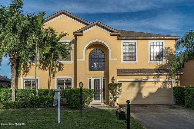 1442 Bent Palm Drive, Merritt Island, FL 32952 (MLS #888009) :: Coldwell Banker Realty