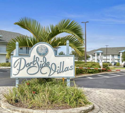 120 Portside Avenue #103, Cape Canaveral, FL 32920 (MLS #888015) :: Premium Properties Real Estate Services