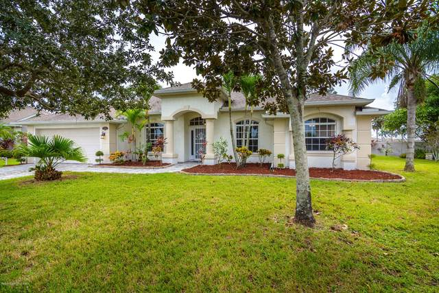 1111 Tamango Drive, West Melbourne, FL 32904 (MLS #888128) :: Coldwell Banker Realty