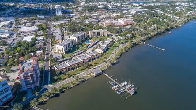 115 Indian River Drive #321, Cocoa, FL 32922 (MLS #888151) :: Premium Properties Real Estate Services