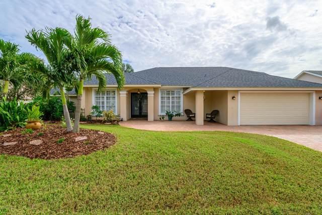190 Martesia Way, Indian Harbour Beach, FL 32937 (MLS #888237) :: Premium Properties Real Estate Services