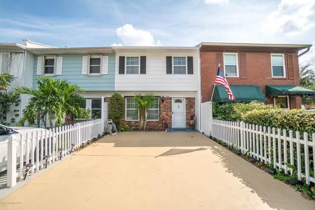 8404 Canaveral Boulevard, Cape Canaveral, FL 32920 (MLS #888278) :: Premium Properties Real Estate Services