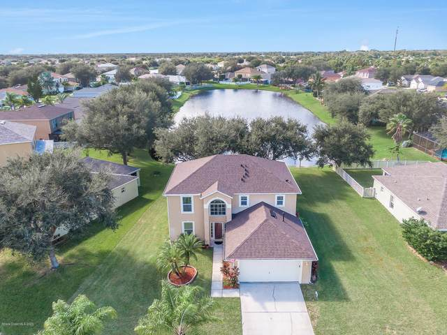 5060 Spinet Drive, Melbourne, FL 32940 (MLS #888297) :: Premium Properties Real Estate Services