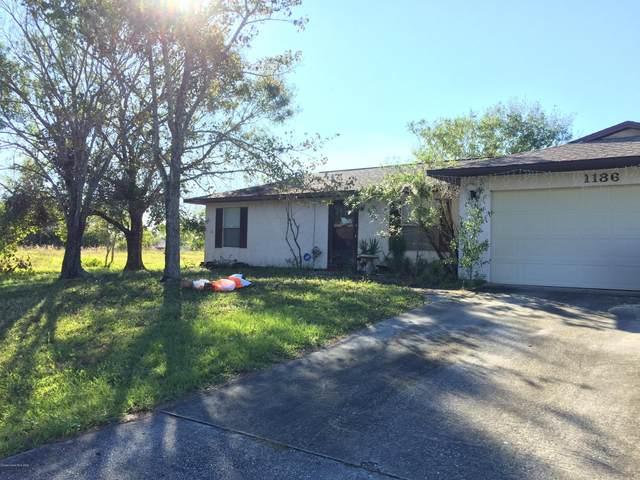 1186 Glancy Avenue NW, Palm Bay, FL 32907 (MLS #888346) :: Blue Marlin Real Estate
