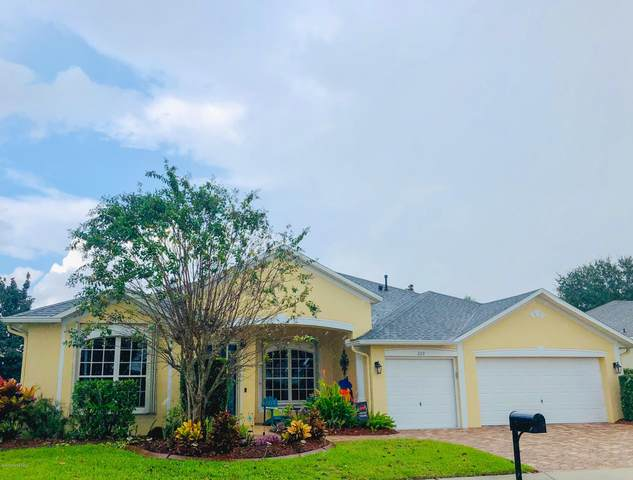 1112 Jan's Place, Melbourne, FL 32940 (MLS #888515) :: Coldwell Banker Realty