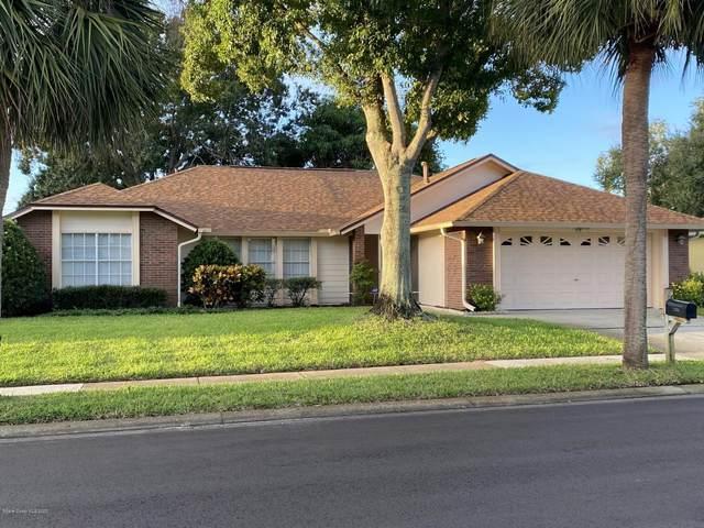 2321 Grand Teton Boulevard, Melbourne, FL 32935 (MLS #888524) :: Premium Properties Real Estate Services