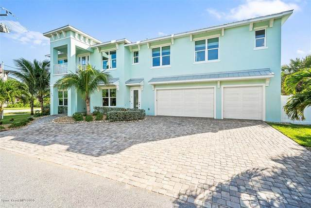 105 Sea Dunes Drive, Melbourne Beach, FL 32951 (MLS #888532) :: Coldwell Banker Realty