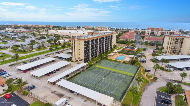 500 Palm Springs Boulevard #206, Indian Harbour Beach, FL 32937 (MLS #888626) :: Blue Marlin Real Estate