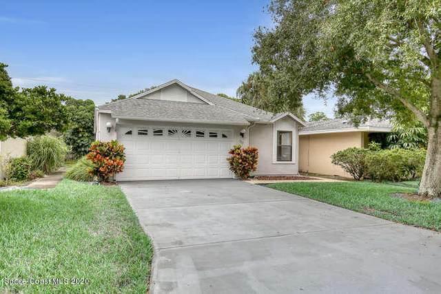 320 Myrtlewood Road, Melbourne, FL 32940 (MLS #888661) :: Premium Properties Real Estate Services