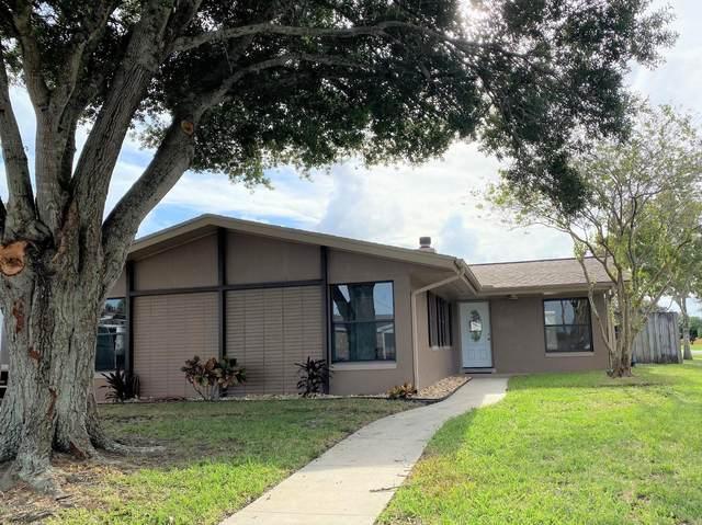 953 Brewster Lane, Rockledge, FL 32955 (MLS #888745) :: Blue Marlin Real Estate