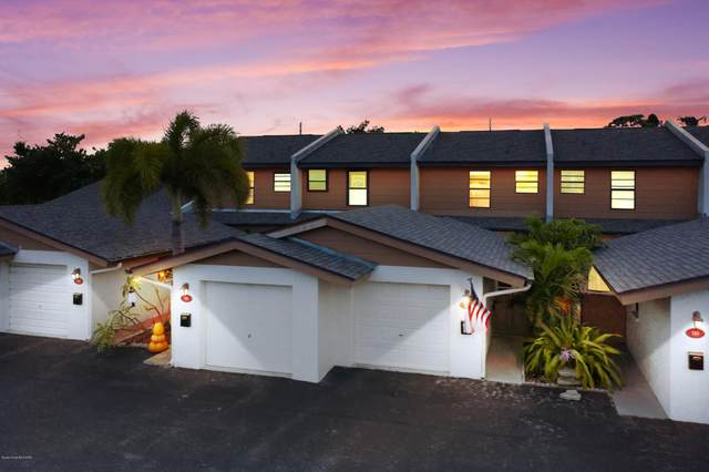 138 Kristi Drive, Indian Harbour Beach, FL 32937 (MLS #888886) :: Engel & Voelkers Melbourne Central