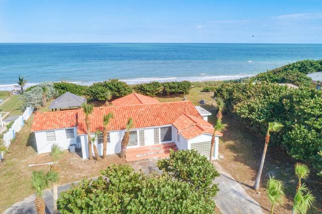 6565 S Highway A1a, Melbourne Beach, FL 32951 (MLS #888895) :: Coldwell Banker Realty