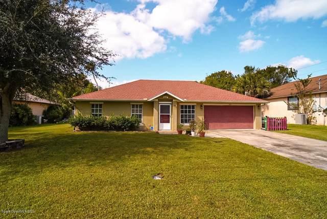 255 Saldon Lane, Cocoa, FL 32926 (MLS #888944) :: Coldwell Banker Realty