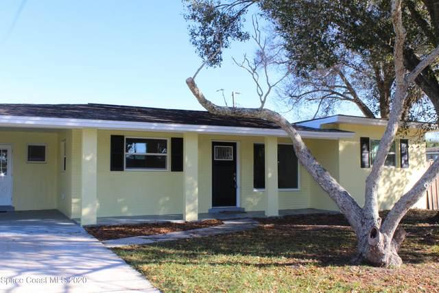847 Mohawk Avenue, Melbourne, FL 32935 (MLS #888976) :: Blue Marlin Real Estate