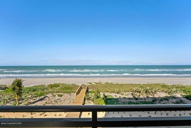 405 N Miramar Avenue #302, Indialantic, FL 32903 (MLS #889082) :: Coldwell Banker Realty