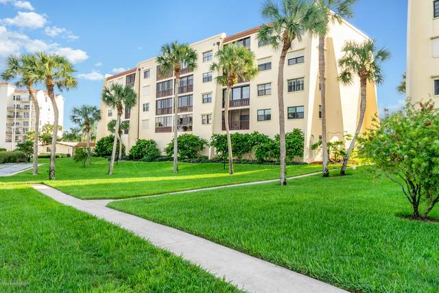 115 N Indian River Drive #325, Cocoa, FL 32922 (MLS #889093) :: Coldwell Banker Realty
