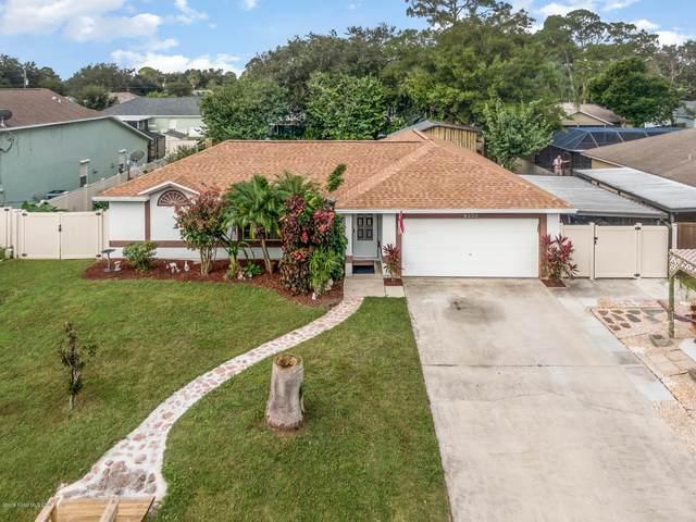 6430 Addax Avenue, Cocoa, FL 32927 (MLS #889123) :: Premium Properties Real Estate Services