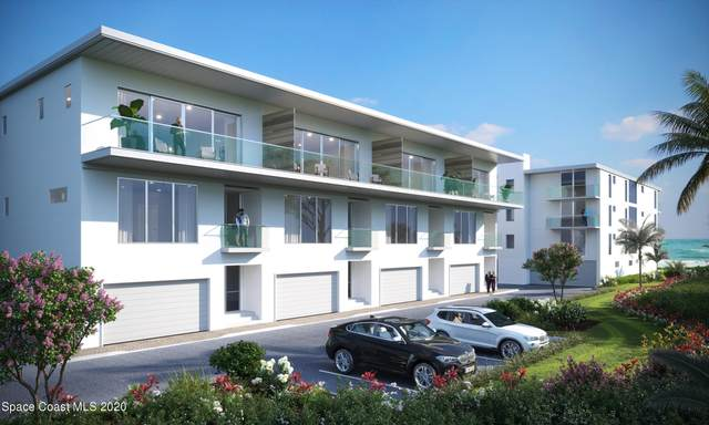 405 N Miramar Avenue Ocean Villa 1, Indialantic, FL 32903 (MLS #889135) :: Keller Williams Realty Brevard