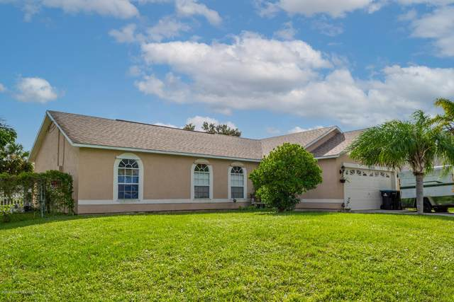1314 NW Heberling Street NW, Palm Bay, FL 32907 (MLS #889162) :: Premium Properties Real Estate Services