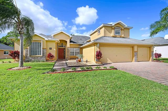 407 Easton Forest Circle SE, Palm Bay, FL 32909 (MLS #889202) :: Coldwell Banker Realty