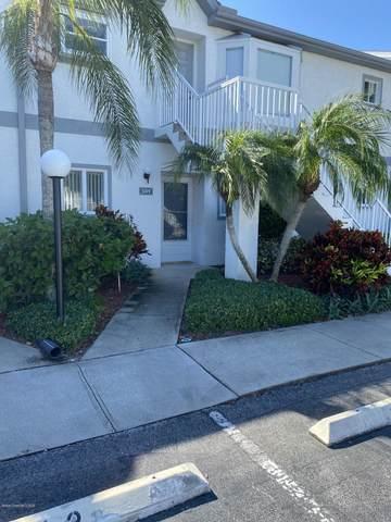 509 Ocean Park Lane #189, Cape Canaveral, FL 32920 (MLS #889212) :: Premium Properties Real Estate Services
