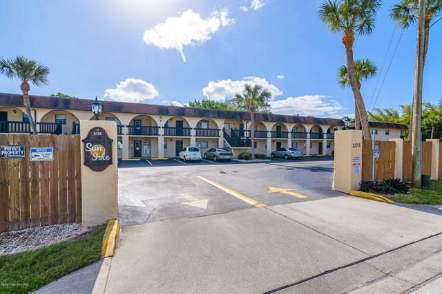 205 Palmetto Avenue #609, Merritt Island, FL 32953 (MLS #889305) :: Coldwell Banker Realty
