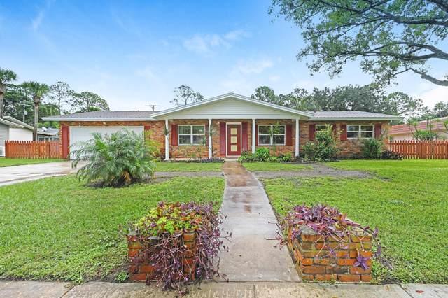4377 Longbow Drive, Titusville, FL 32796 (MLS #889403) :: Premium Properties Real Estate Services