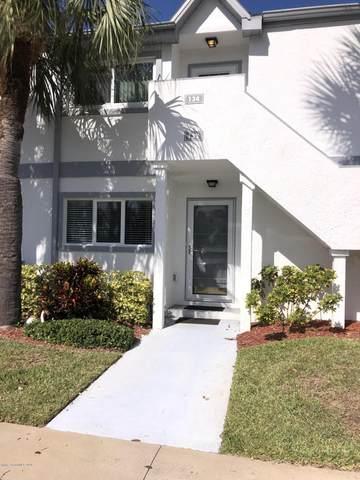 132 Beach Park Lane, Cape Canaveral, FL 32920 (MLS #889406) :: Premium Properties Real Estate Services