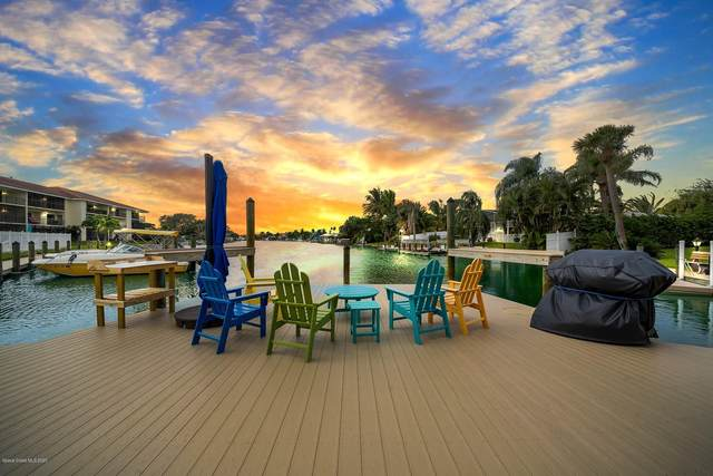 2001 S Banana River Boulevard #116, Cocoa Beach, FL 32931 (MLS #889448) :: Premium Properties Real Estate Services