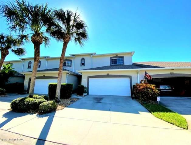 121 Majestic Bay Avenue, Cape Canaveral, FL 32920 (MLS #889537) :: Premium Properties Real Estate Services