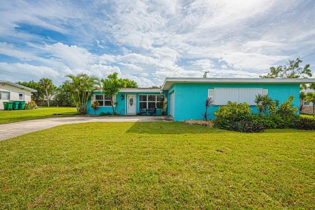 103 Ocean Spray Avenue, Satellite Beach, FL 32937 (MLS #889557) :: Premium Properties Real Estate Services