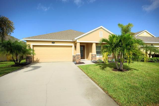 1988 Attilburgh Boulevard, West Melbourne, FL 32904 (MLS #889611) :: Premium Properties Real Estate Services
