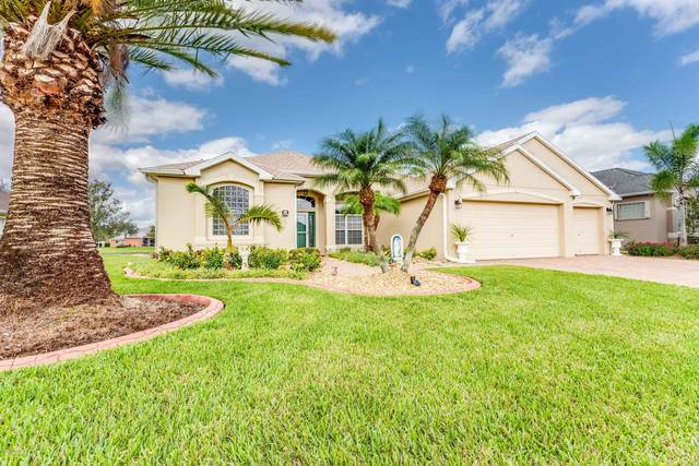 2703 Galindo Circle, Melbourne, FL 32940 (MLS #889656) :: Coldwell Banker Realty