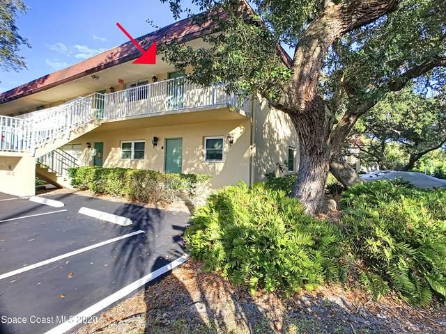291 Cape Shores Circle 20-J, Cape Canaveral, FL 32920 (MLS #889852) :: Blue Marlin Real Estate