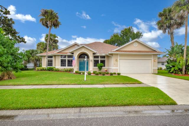 470 Indian Bay Boulevard, Merritt Island, FL 32953 (MLS #889922) :: Premium Properties Real Estate Services