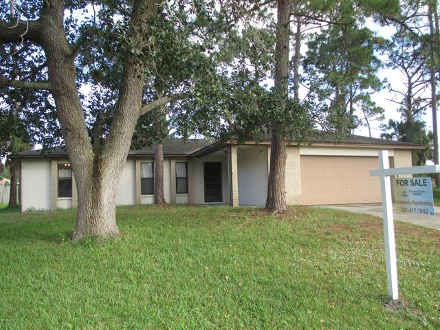 739 NW Isle Royale Avenue NW, Palm Bay, FL 32907 (MLS #889924) :: Premium Properties Real Estate Services