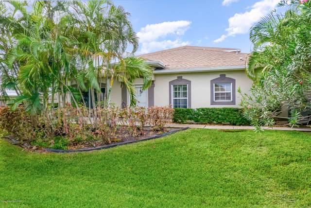 101 Majestic Bay Avenue, Cape Canaveral, FL 32920 (MLS #889996) :: Premium Properties Real Estate Services