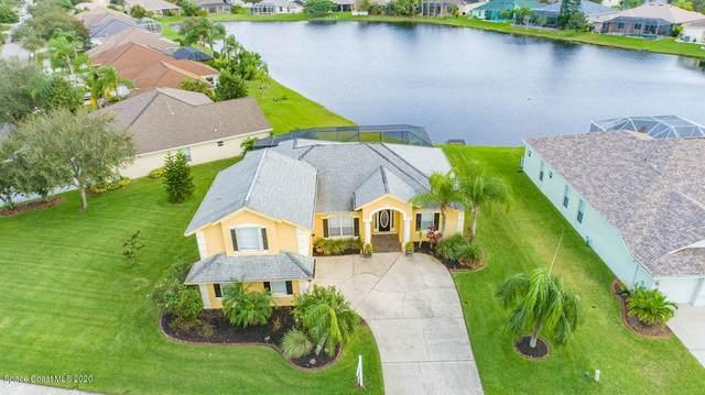 4887 Alamanda Drive, Melbourne, FL 32940 (MLS #890042) :: Premium Properties Real Estate Services