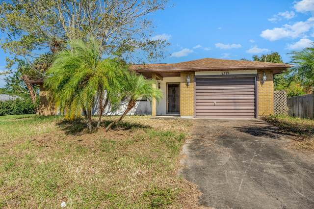 1581 Giles Street NW #42, Palm Bay, FL 32907 (MLS #890128) :: Premium Properties Real Estate Services